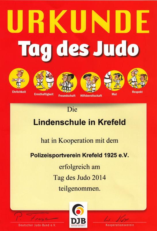 Judo_Urkunde